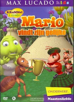 DVD KRUMMEL MARIO VIND ZIJN GELIJKE - 8713053014314