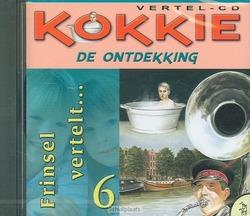 KOKKIE 6 DE ONTDEKKING - FRINSEL - 8713318205075