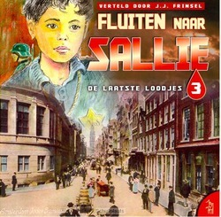 FLUITEN NAAR SALLIE CD#3 LAATSTE LOODJES - FRINSEL - 8713318209035