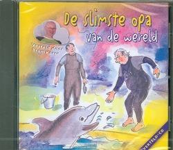 DE SLIMSTE OPA VAN DE WERELD CD - KASSE - 8713318210024