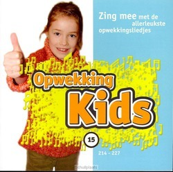 CD KIDS 15 214-227 - OPWEKKING - 8713542008046