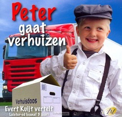 PETER GAAT VERHUIZEN - KUIJT - 8713986990518