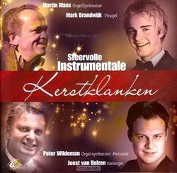 SFEERVOLLE INSTR. KERSTKLANKEN - MANS/BRANDWIJK/WILDEMAN/BELZEN - 8713986991164