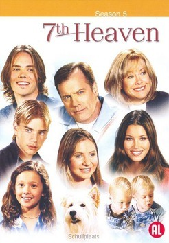 DVD 7TH HEAVEN #5 - 8714865503027