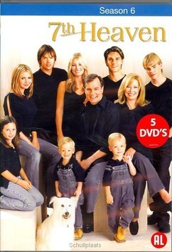 DVD 7TH HEAVEN #6 - 8714865503539