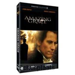 DVD AMAZING GRACE - 8715664063651