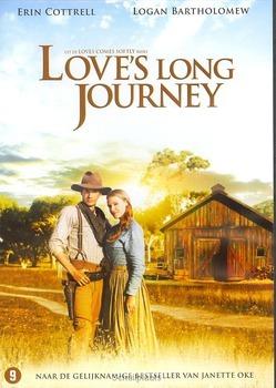 DVD LOVE'S LONG JOURNEY (3) - OKE LOVE COMES SOFTLY DVD SERIE - 8715664103166