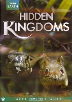 DVD HIDDEN KINGDOMS - 8715664113608