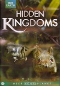 DVD HIDDEN KINGDOMS - 8715664113608
