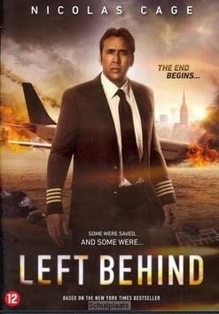 DVD LEFT BEHIND - 8715664113844