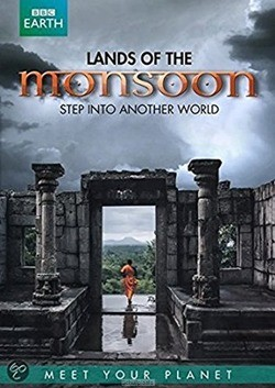 DVD LANDS OF THE MONSOON (BBC EARTH) - 8715664114797