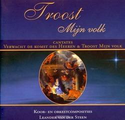 TROOST MIJN VOLK - STEEN, LEANDER VAN DER - 8716114142520