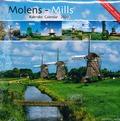 MOLENS - MILLS KALENDER 2020 30X30 CM - 2020 - 8716951303795