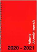ATHENA DOCENTENAGENDA 2020-2021 - 8716951316740