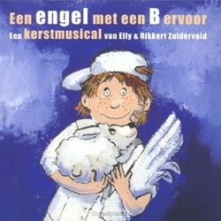 ENGEL MET EEN B ERVOOR - ELLY & RIKKERT - 8717154150131
