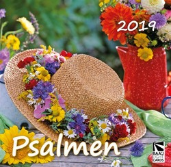 BUREAUKALENDER PSALMEN 2021 - 8717185060522