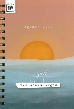 LUV AGENDA 2022 - 8717185060614