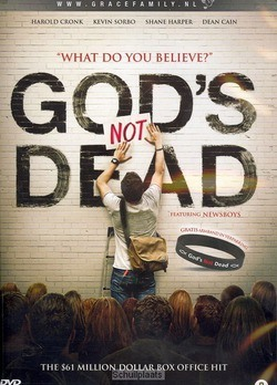 DVD GOD'S NOT DEAD - 8717185537925