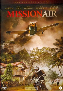 DVD MISSION AIR - 8717185537949