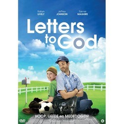 DVD LETTERS TO GOD - 8717185538021