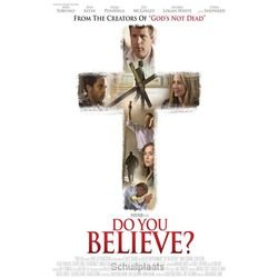 DVD DO YOU BELIEVE - 8717185538069