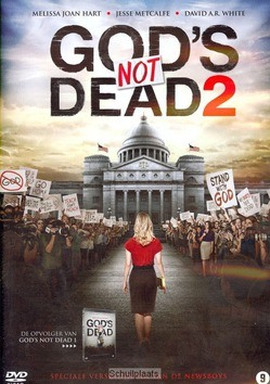 DVD GOD'S NOT DEAD #2 - 8717185538168