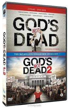 DVD GOD'S NOT DEAD 1+2 - 8717185538298