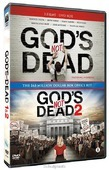 DVD GOD'S NOT DEAD 1+2 - 8717185538298