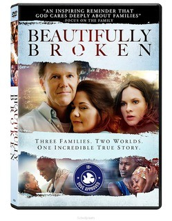 DVD BEAUTIFULLY BROKEN - 8717185538588