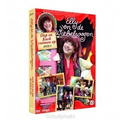 DVD DOP EN KURK RUIMEN OP (5) - ELLY & DE WIEBELWAGEN - 8717662564239