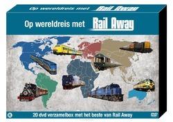 DVD OP WERELDREIS MET RAIL AWAY (BOXSET) - 8717662572708