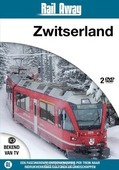 DVD RAIL AWAY ZWITSERLAND - 8717662573705