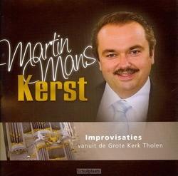 KERSTIMPROVISATIES - MANS - 8718026542894