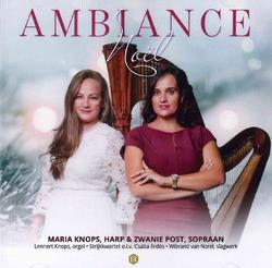 AMBIANCE NOEL - KNOPS, MARIA / POST, ZWANIE - 8718028543943