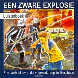 ZWARE EXPLOSIE LUISTERBOEK - KOETSIER-S, J. - 8718375650257