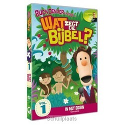 DVD IN HET BEGIN (1) - WAT ZEGT DE BIJBEL - 8718546120015