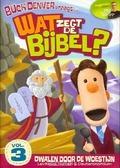 DVD DOLEN IN DE WOESTIJN (3) - WAT ZEGT DE BIJBEL - 8718546120039