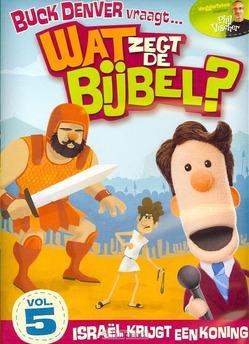 DVD ISRAEL KRIJGT EEN KONING (5) - WAT ZEGT DE BIJBEL - 8718546120053