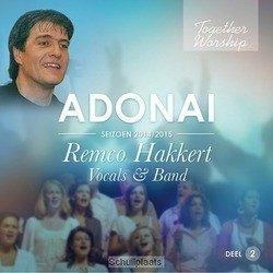 ADONAI - HAKKERT, REMCO - 8718719130094