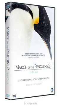 DVD MARCH OF THE PENGUINS 2 - 8718836863646