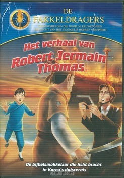 DVD ROBERT JERMAIN THOMAS - 8718868359124