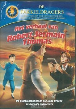 DVD ROBERT JERMAIN THOMAS - 8718868359124