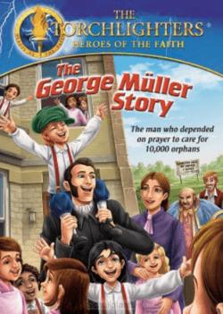 DVD HET VERHAAL VAN GEORGE MÜLLER - 8718868359186