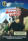 DVD HET VERHAAL VAN MAARTEN LUTHER - FAKKELDRAGERS SERIE - 8718868359254