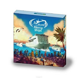 MERCY SHIPS HET SPEL - 8720279900079