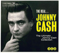 THE REAL JOHNNY CASH (3-CD'S) - CASH, JOHHNY - 886979153929