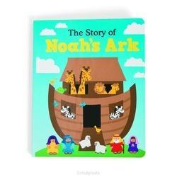 MINI BOARD BOOK NOAH'S ARK - 889070838535