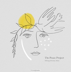 THE PEACE PROJECT CHRISTMAS - HILLSONG WORSHIP - 9320428329639