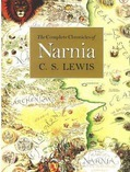 THE COMPLETE CHRONICLES OF NARNIA - C. S. LEWIS - 9780007100248