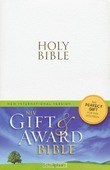 HOLY BIBLE NIV WHITE - BIBLE - NIV - 9780310434405
